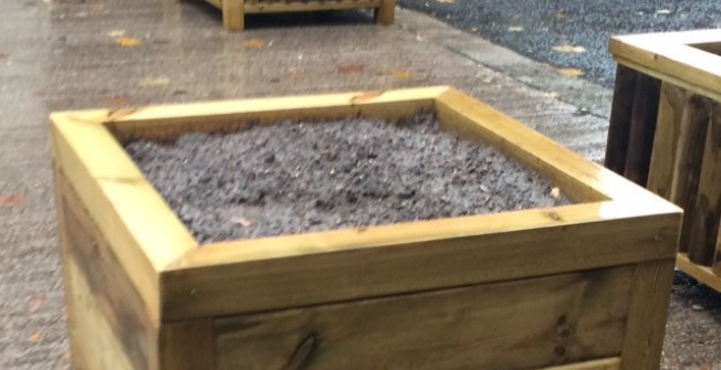 Raised Garden Beds in Abbeyhill