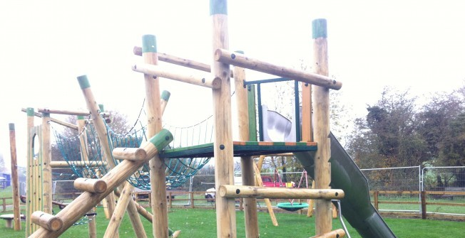 Kids' Climbing Frame in Abbeyhill